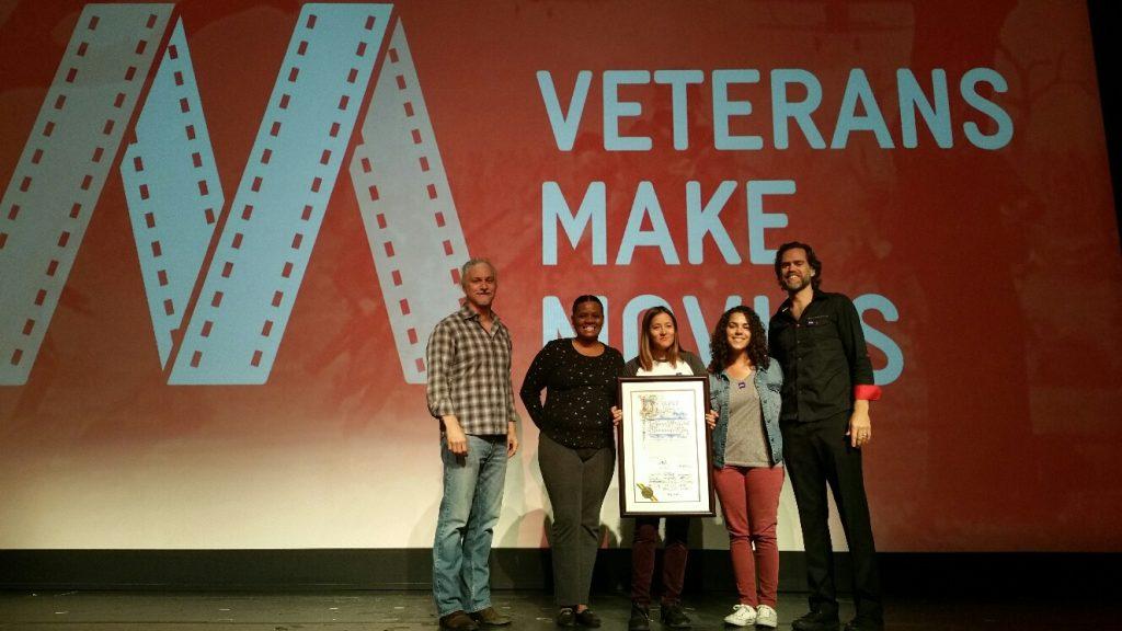 LACMA Veterans Make Movies 2018 with USVAA #USVAA