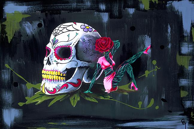 Art by Christian Gabriel