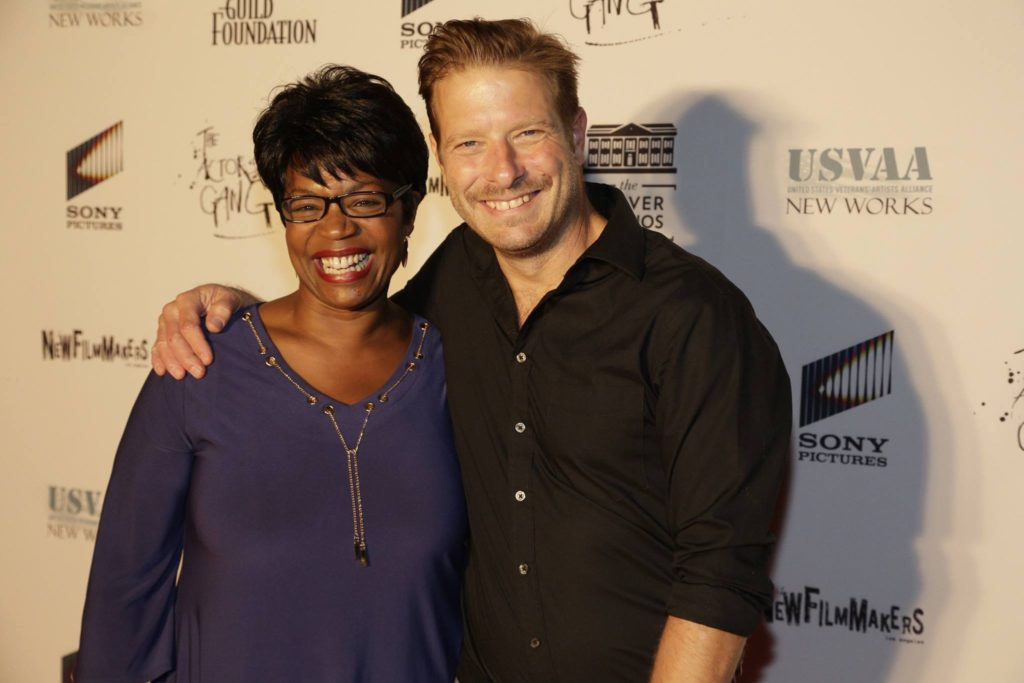 Monique Edwards and Christopher Sweeney
