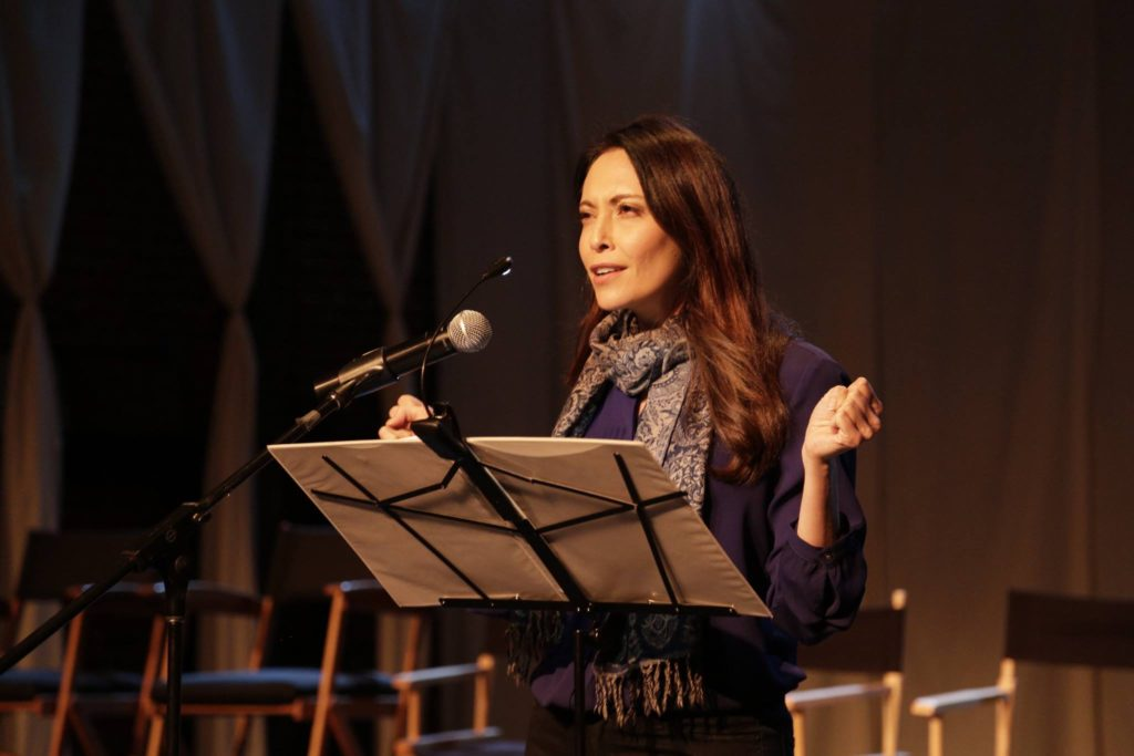 Stephanie Maura Sanchez reads This War Can't Be All Bad written by Sylvia Bowersox