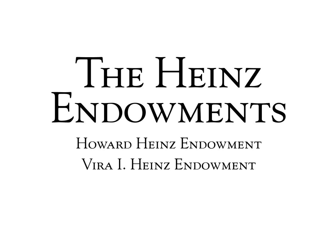 The Heinz Endowments