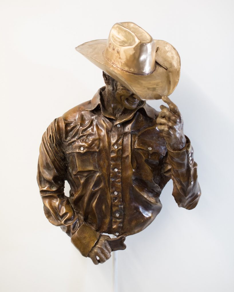 Sculpture by Daniel Ney