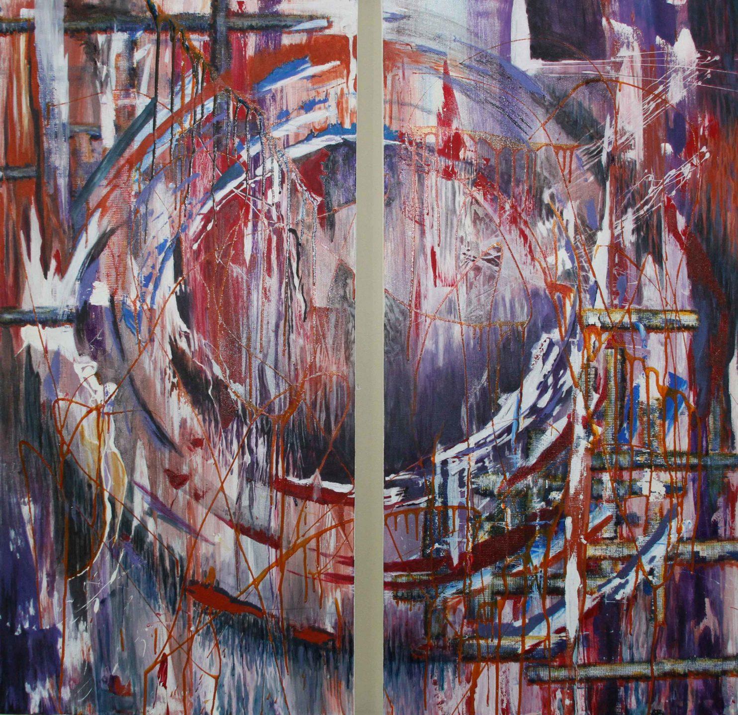 Centered Turbulence by Amylynn Burns USVAA