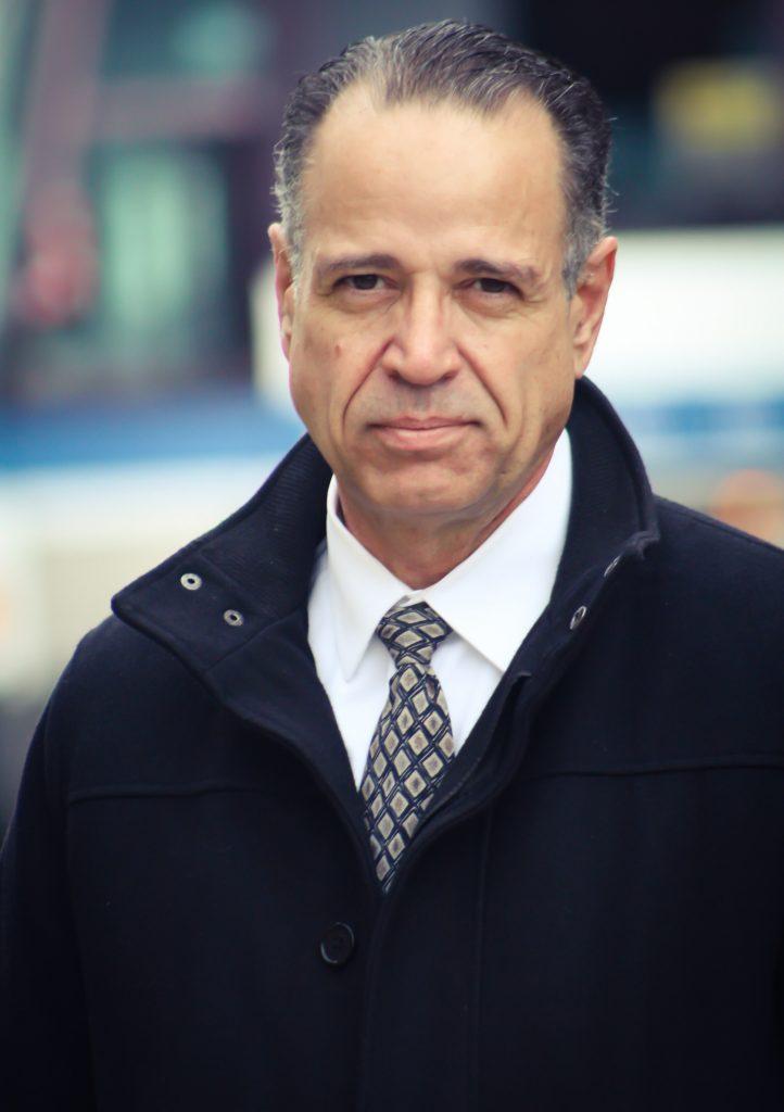 Robert J Morgalo