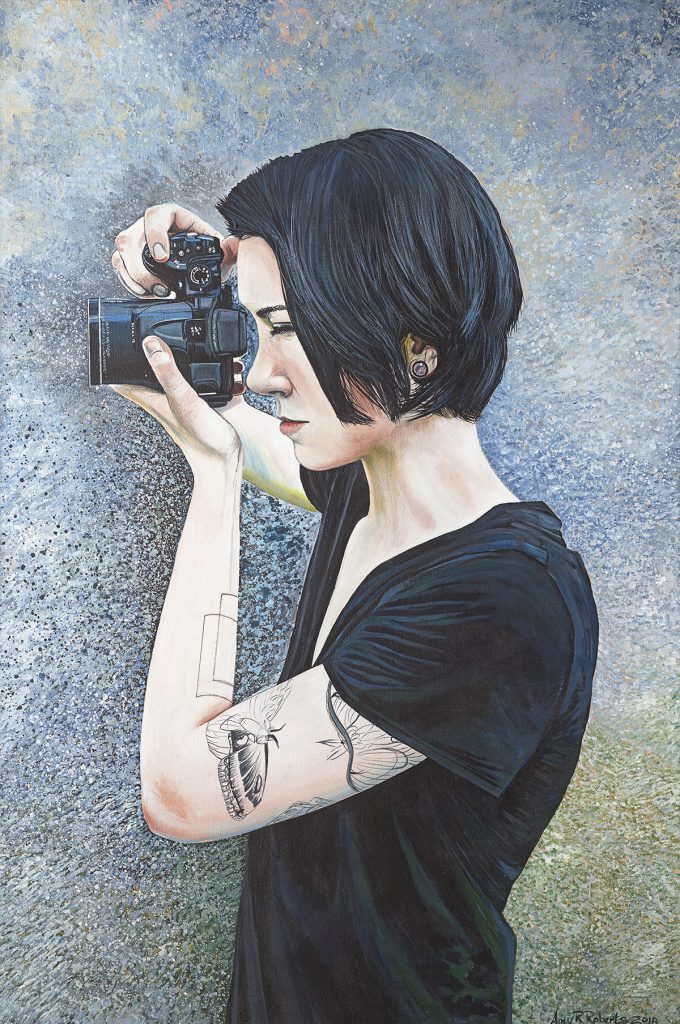 The Photographer by Amy Roberts.