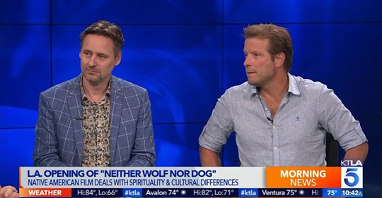 KTLA 5 Neither Wolf Nor Dog